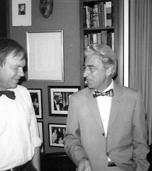 Chuck Jones and Dr. Seuss