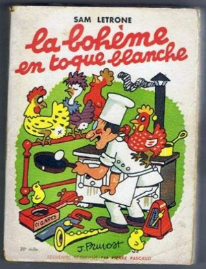 Letrone Cookbook